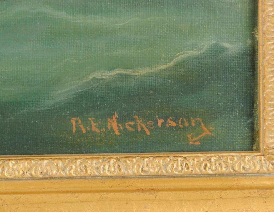 "Reginald E. Nickerson, ""Nantucket"" Nautical Scene - 4"