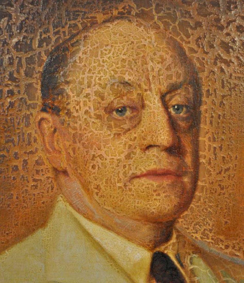 F.C. Von Hausen, Portrait Of Gentleman - 3
