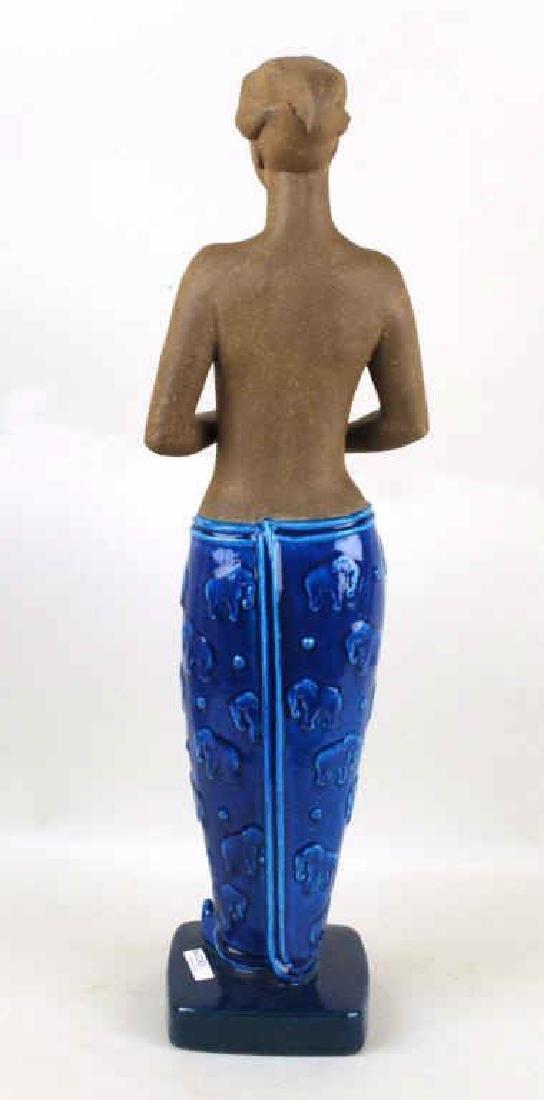 Royal Copenhagen J. Hedegaard Stoneware Figure - 2