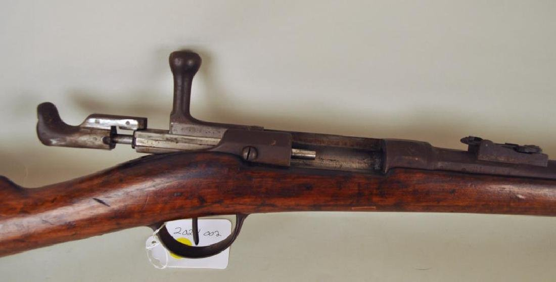 Chassepot Model 1866 Rifle Dated 1867 - 4