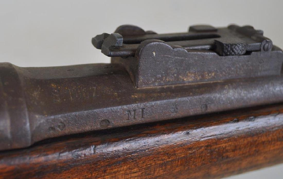 Chassepot Model 1866 Rifle Dated 1867 - 5