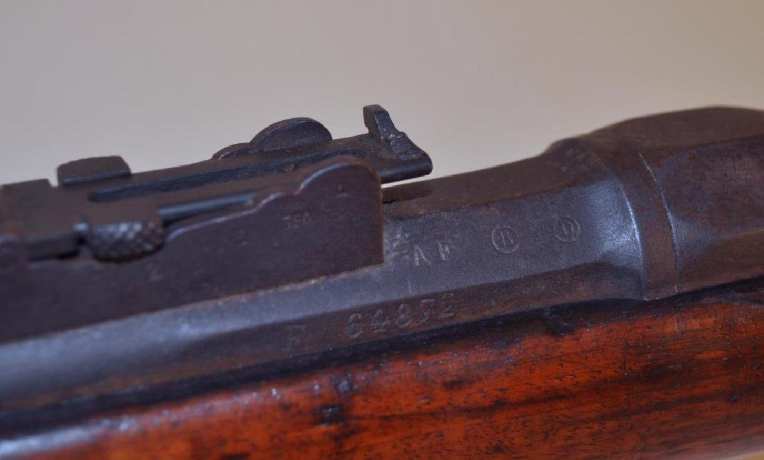 Chassepot Model 1866 Rifle Dated 1867 - 6