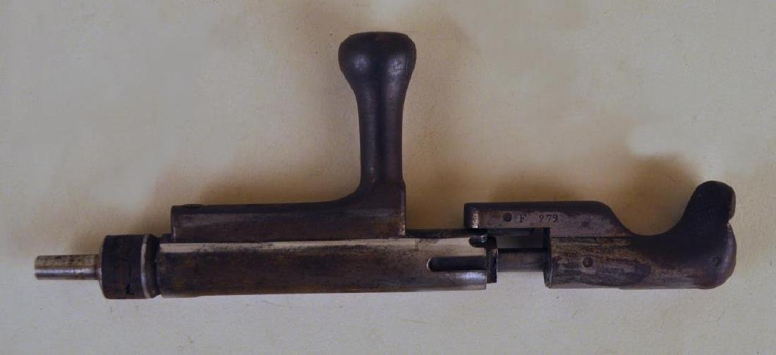 Chassepot Model 1866 Rifle Dated 1867 - 9