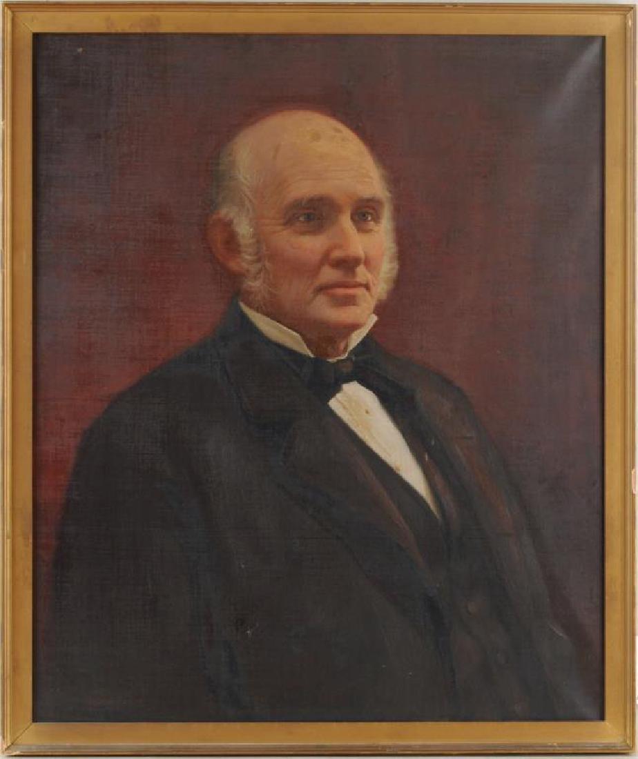 John Colin Forbes, Portrait of a Gentleman O/C