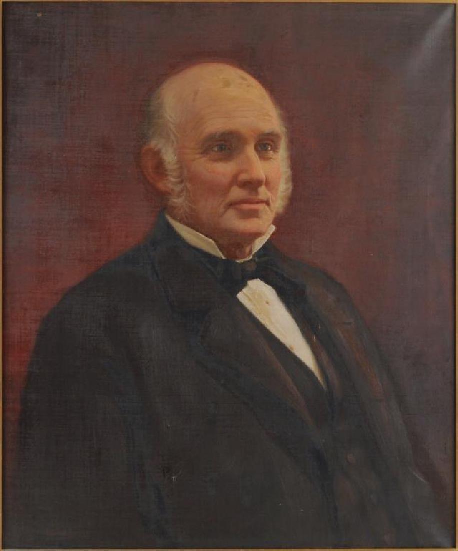 John Colin Forbes, Portrait of a Gentleman O/C - 3