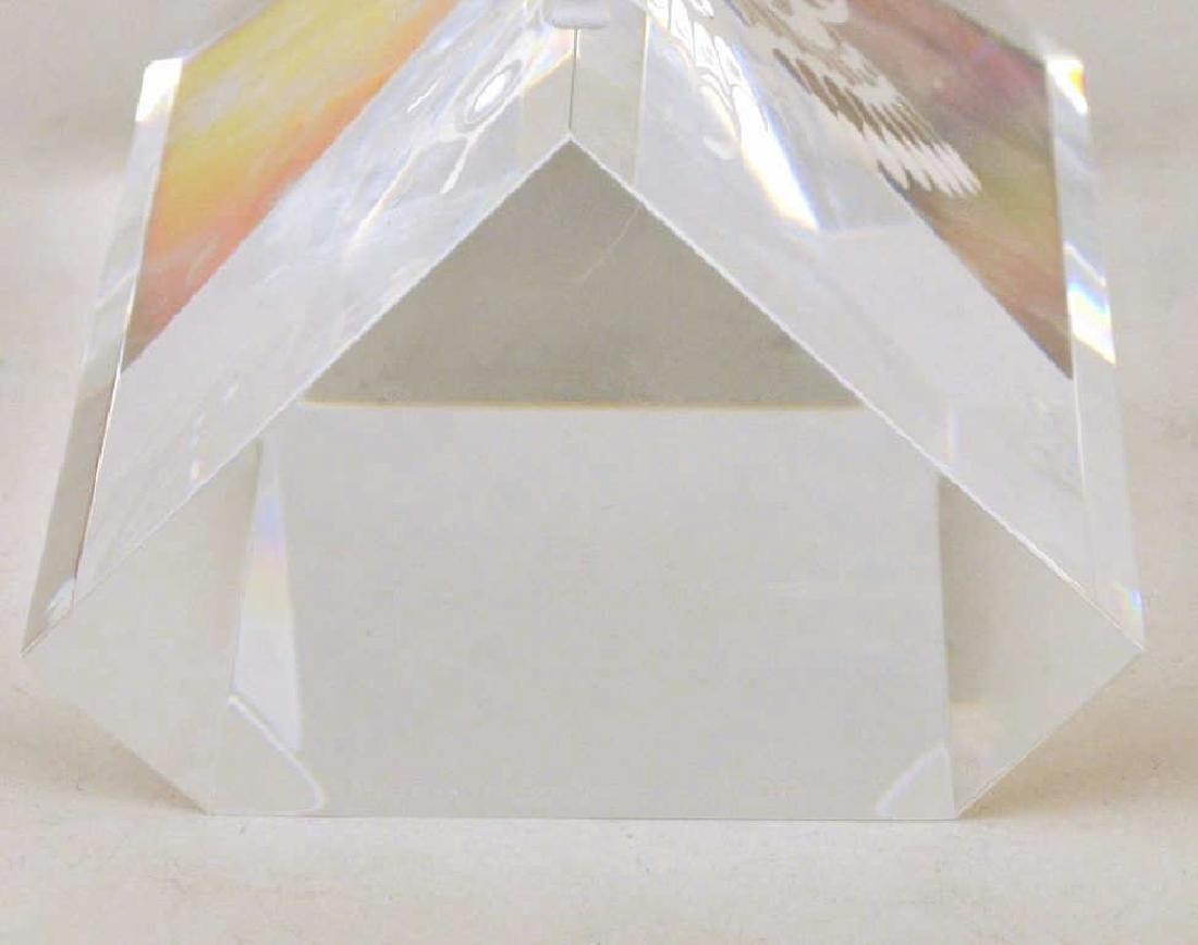 Steuben Crystal Butterfly Sculpture - 4