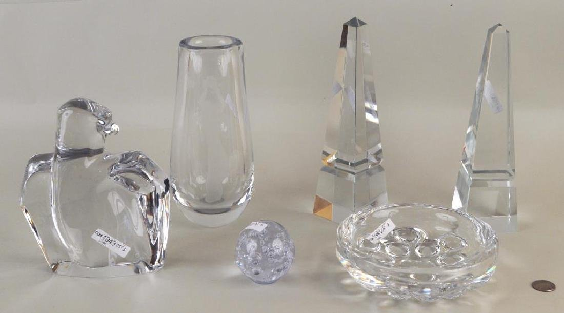 Group Six Crystal Items