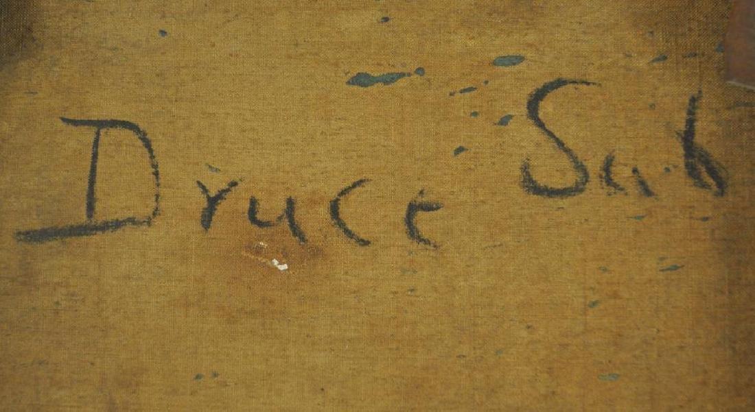 Herbert Faulkner O/C Scene Of Venice Canal - 5