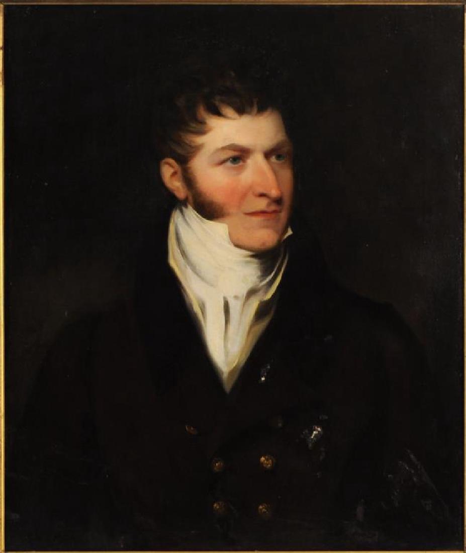 Att. John Hoppner, O/C Portrait Sir John Beckett - 3