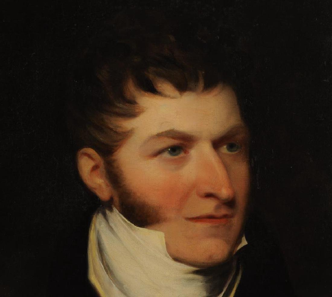 Att. John Hoppner, O/C Portrait Sir John Beckett - 4