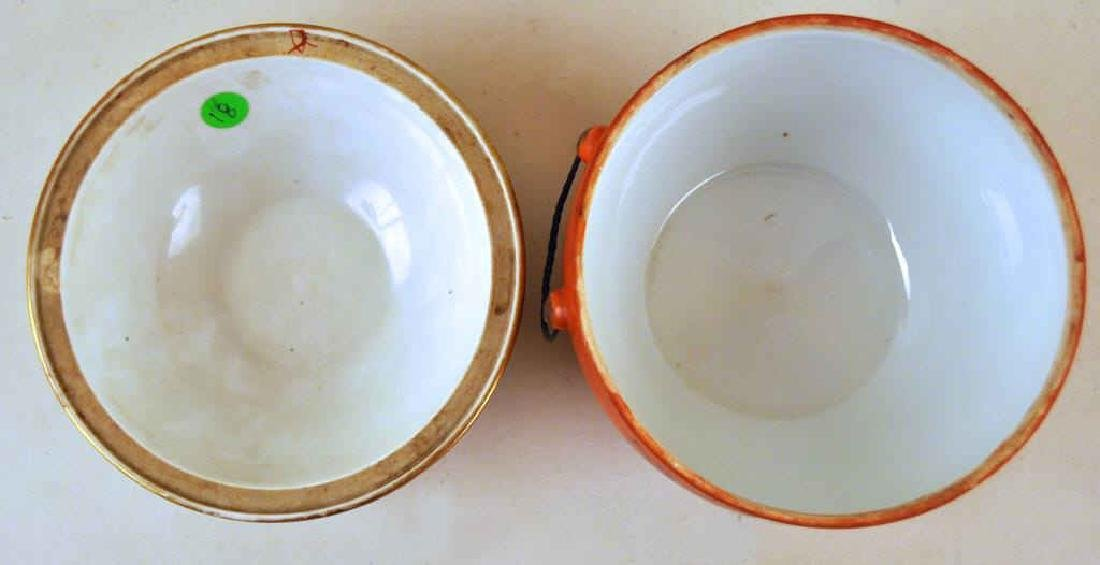 Two Chinese Porcelain Warming Dishes/Tureens - 5