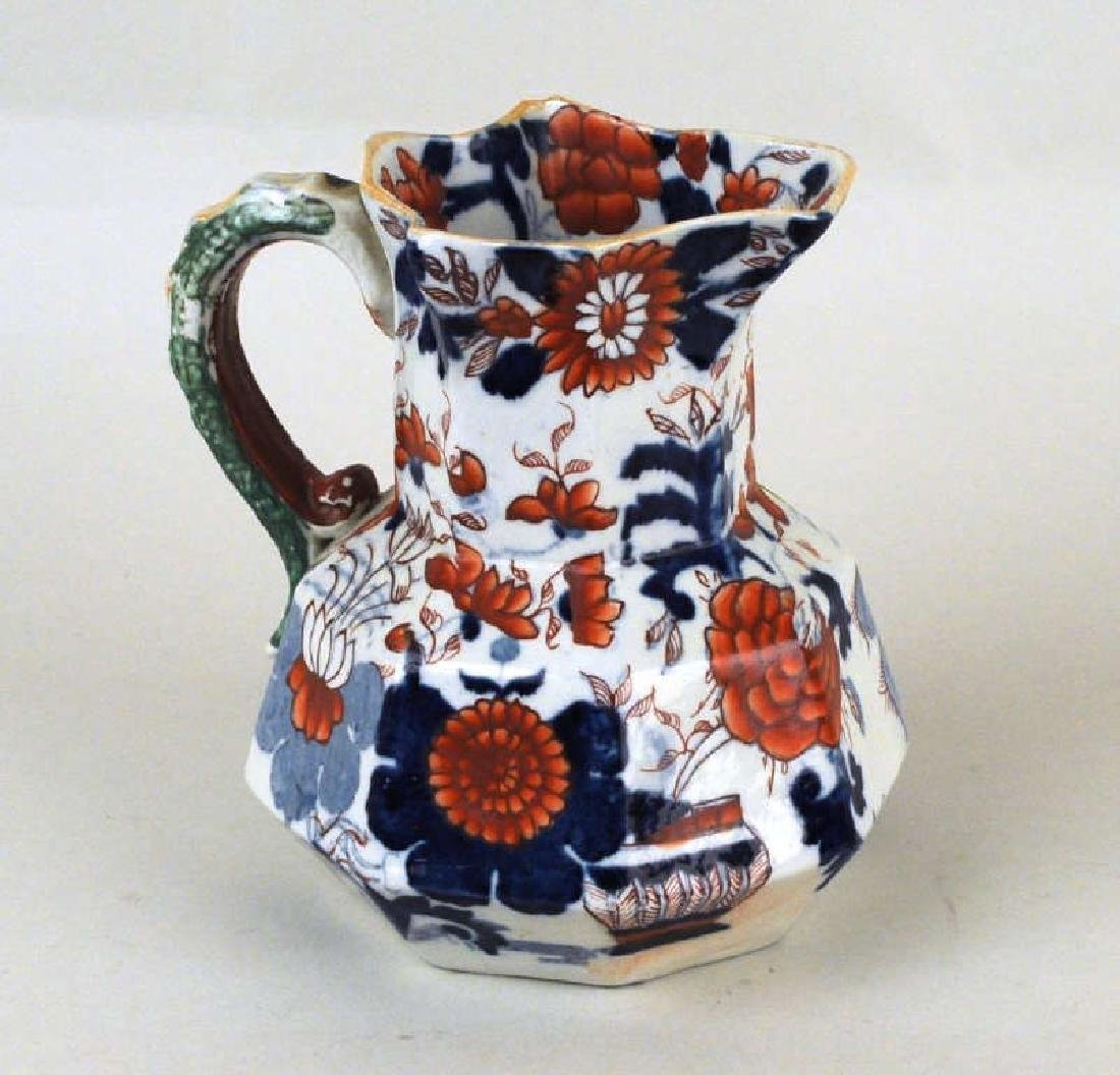 Five English Porcelain Transferware Items - 8