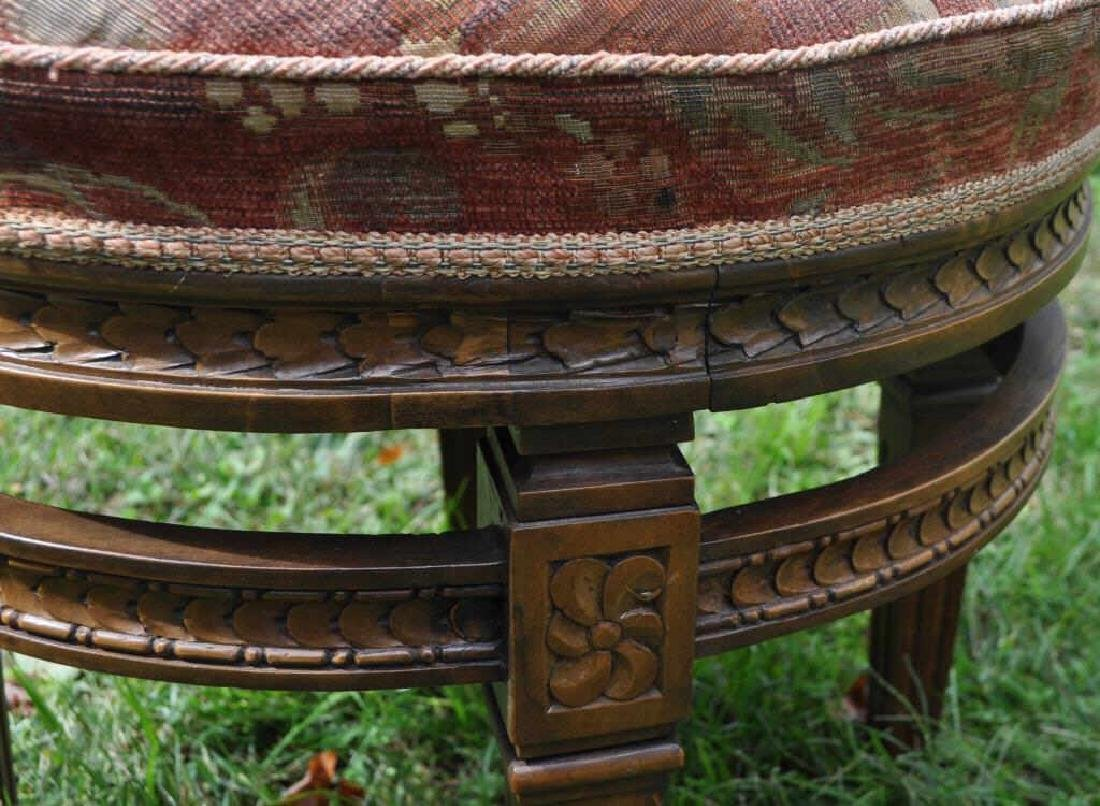 Four Continental Neoclassical Style Parlor Chairs - 5