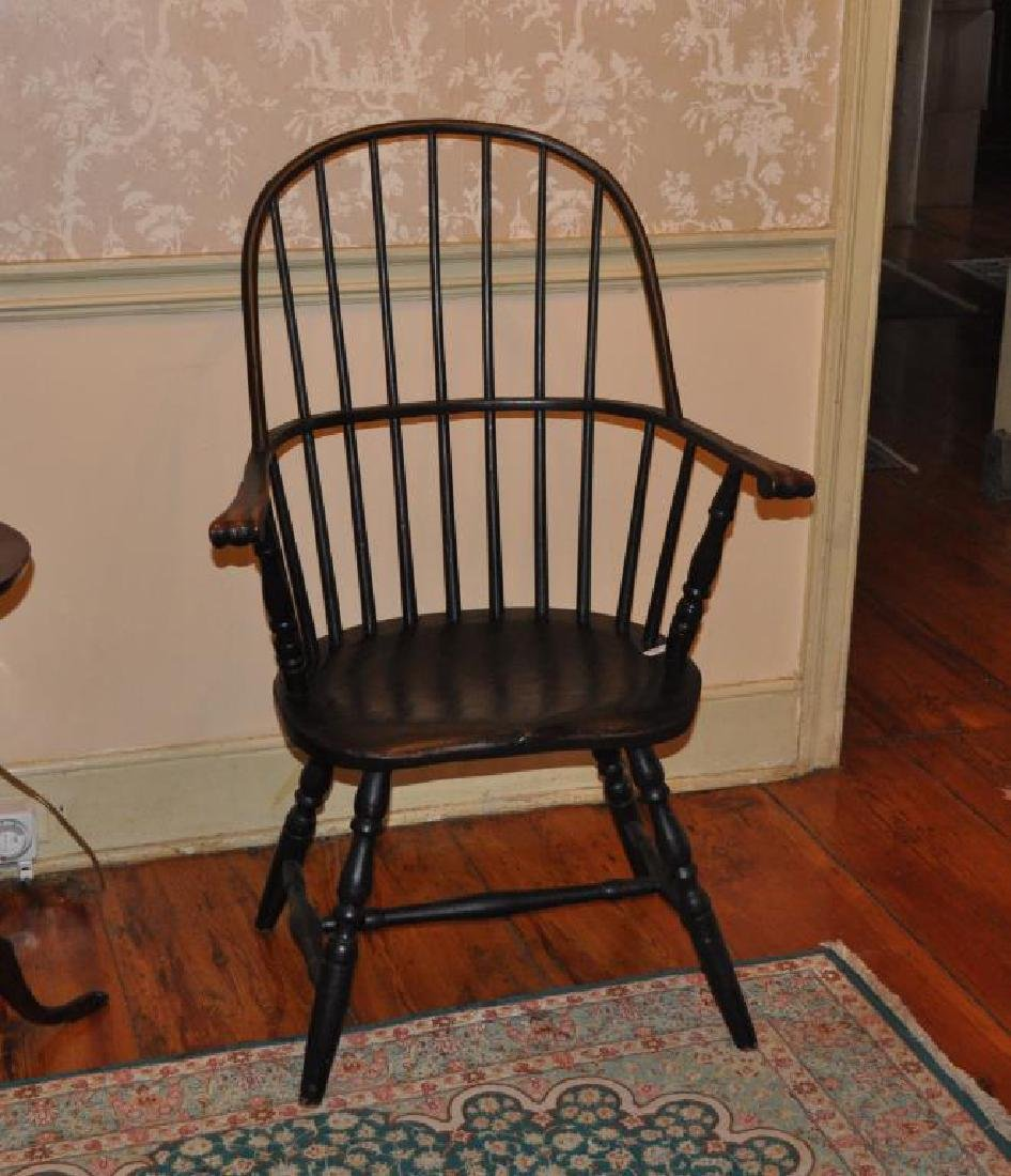 NE Sack Back Windsor Arm Chair
