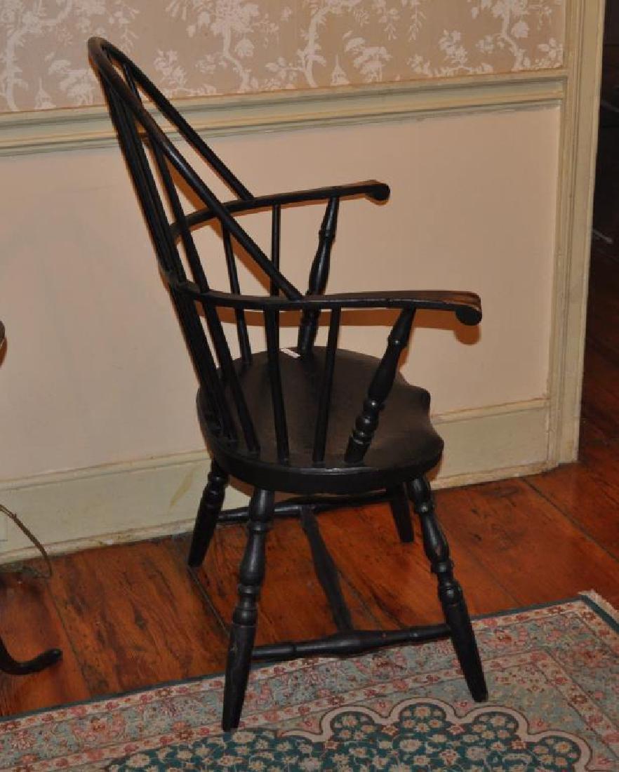 NE Sack Back Windsor Arm Chair - 3