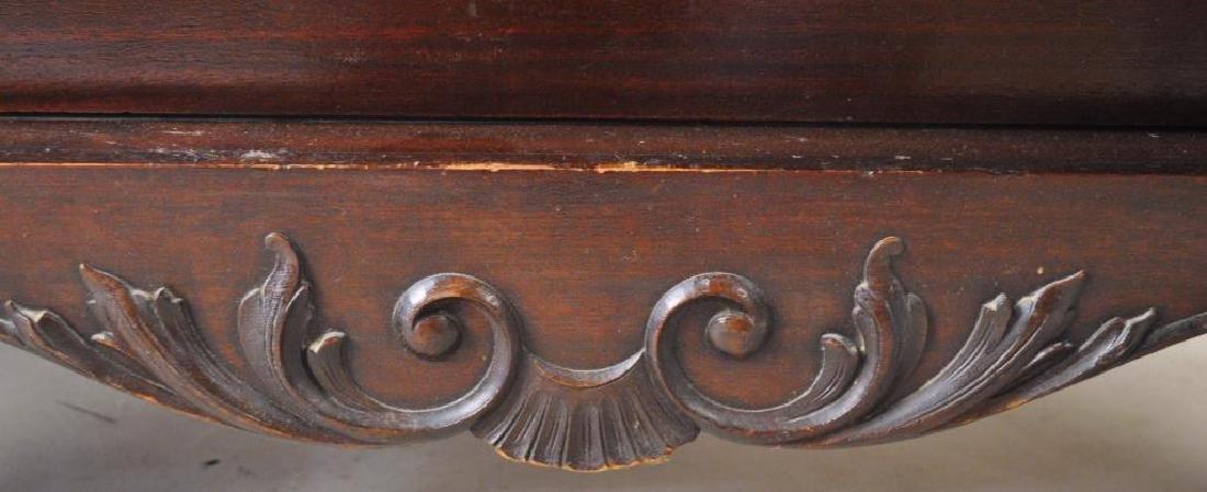 Poss. Margolis Chippendale Linen Cabinet - 6