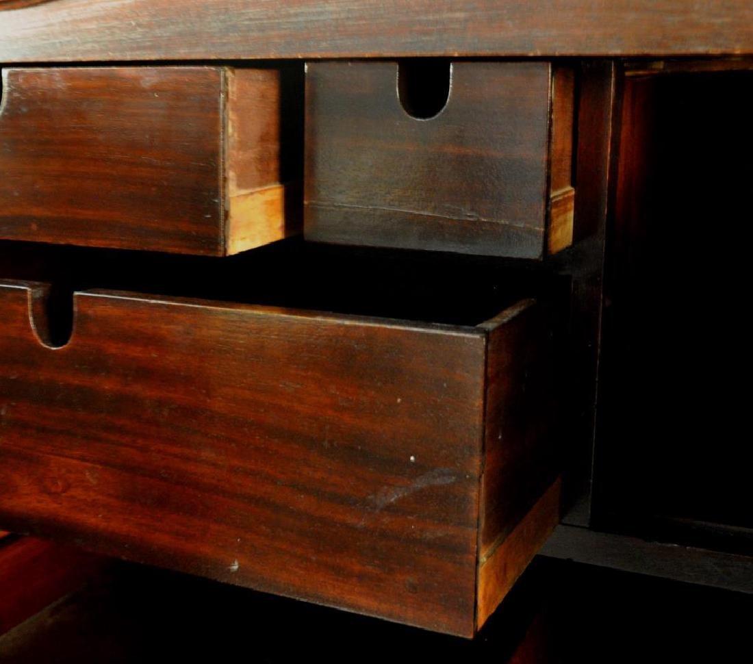 Poss. Margolis Chippendale Linen Cabinet - 8