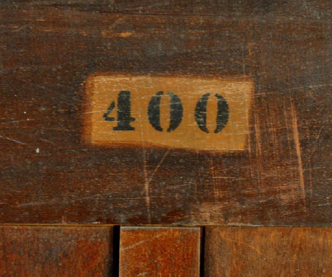 Poss. Margolis Chippendale Linen Cabinet - 9
