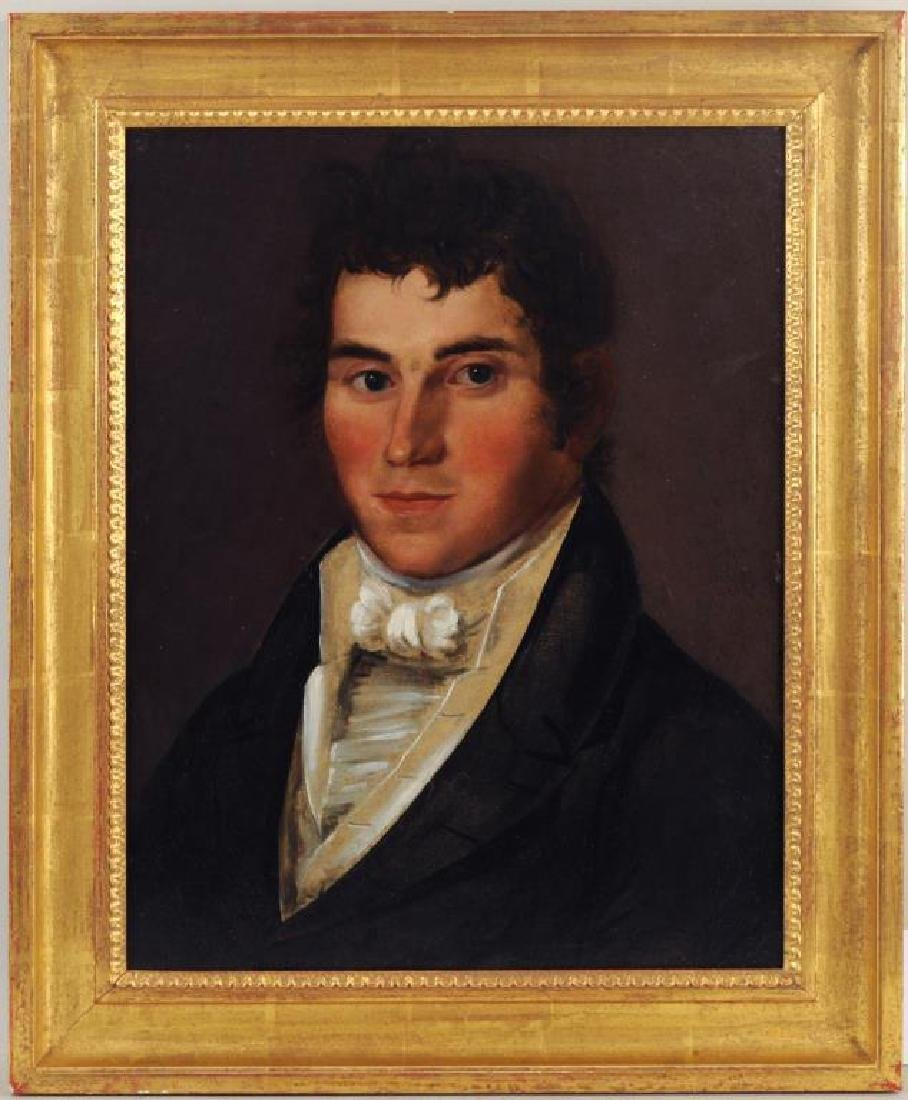 American School O/B Portrait Of Gentleman