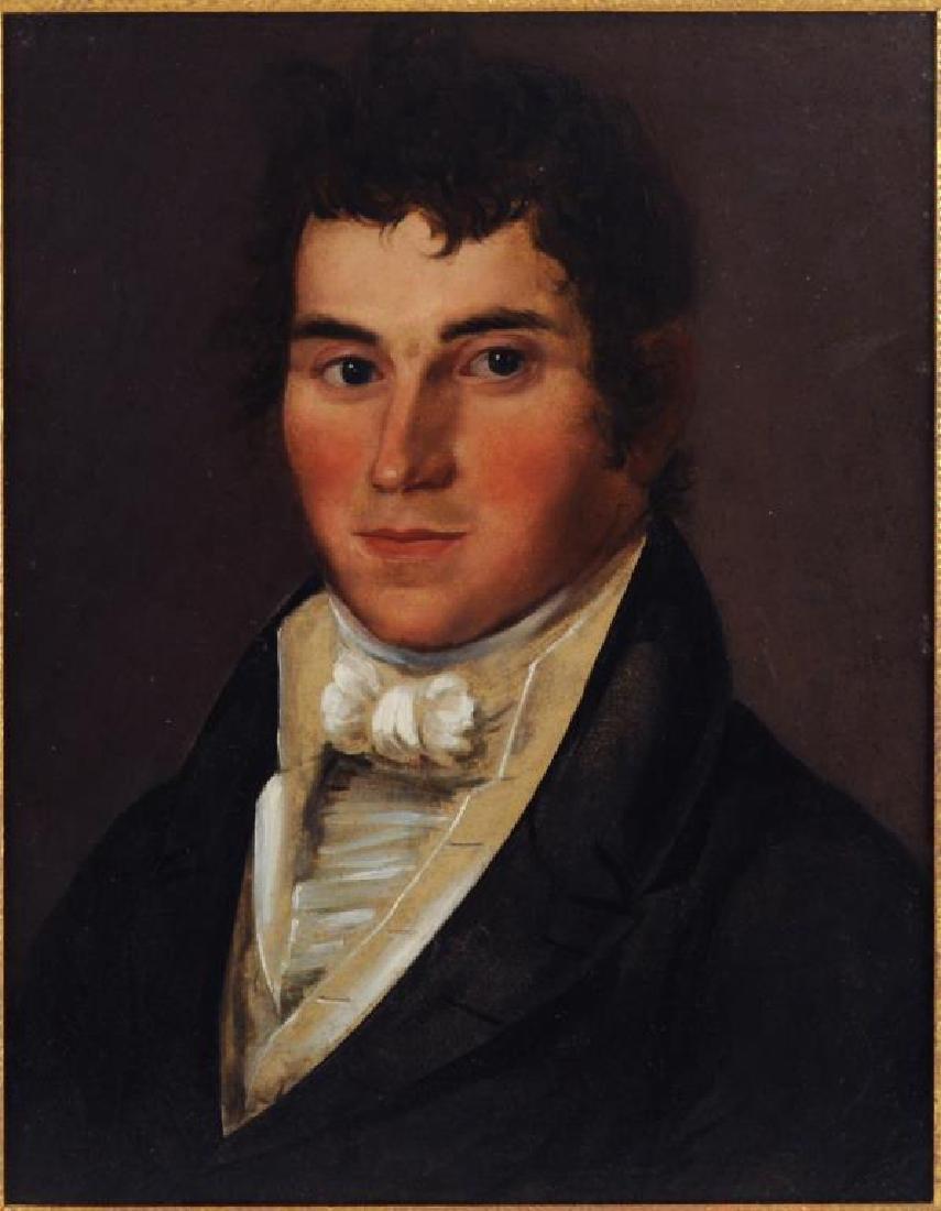 American School O/B Portrait Of Gentleman - 3