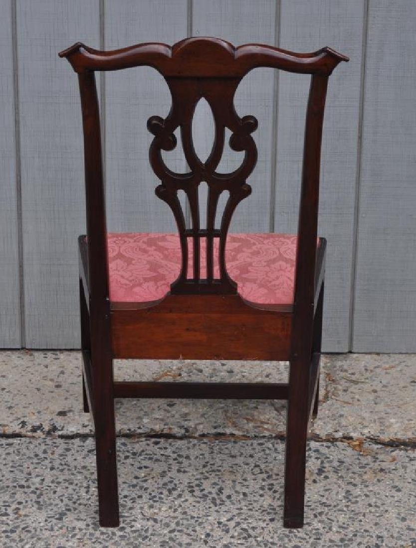 New York Chippendale Side Chair - 2
