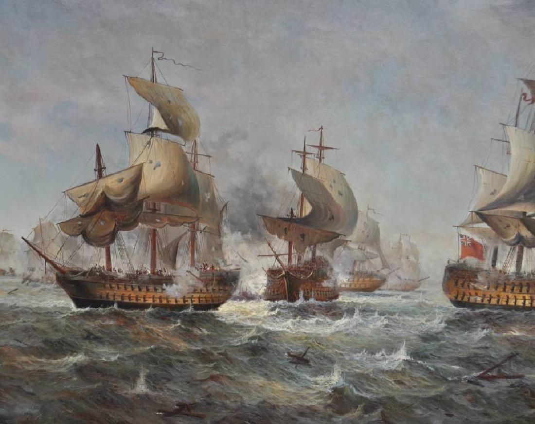 Jean M. Laurent, O/C Multi Vessel Naval Engagement - 2