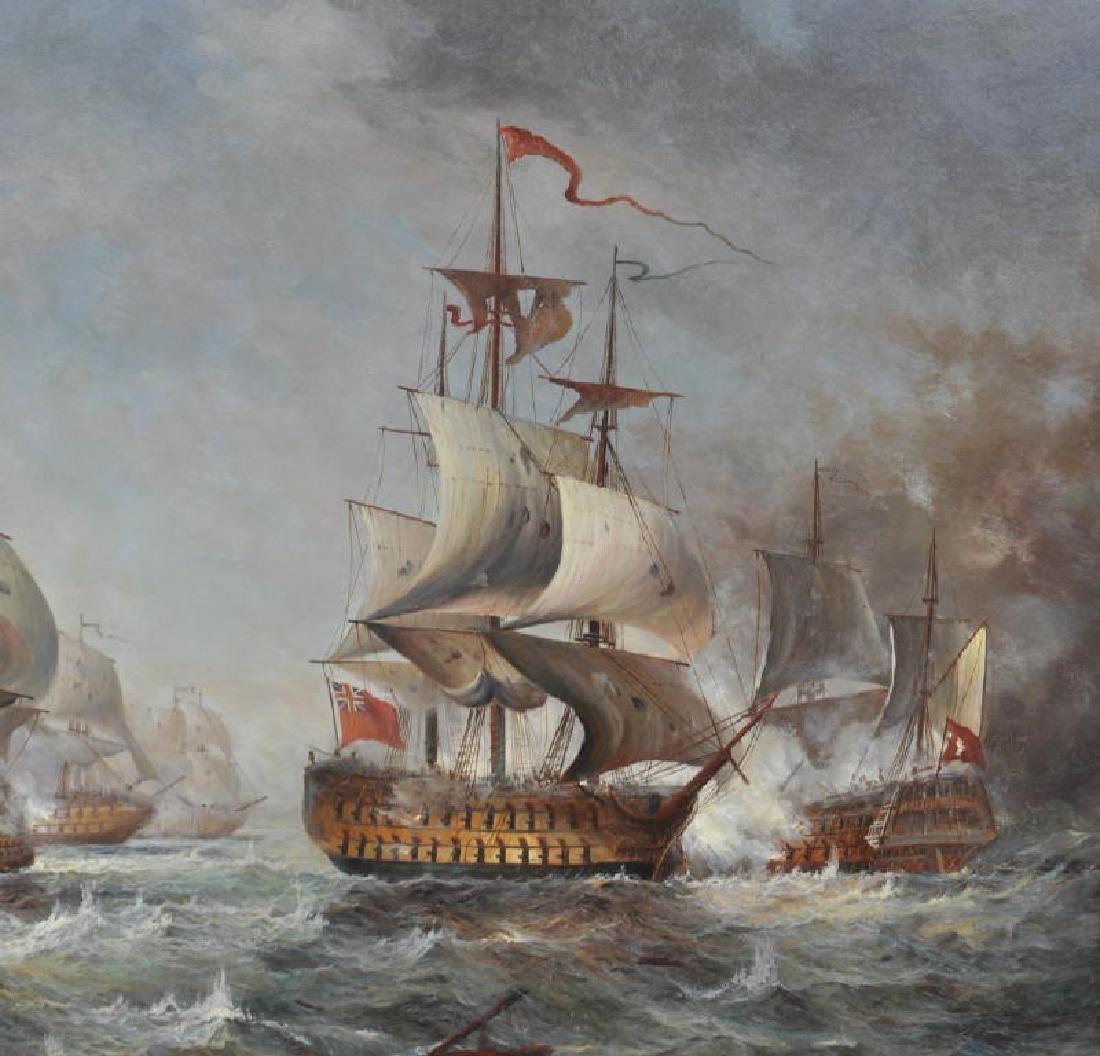 Jean M. Laurent, O/C Multi Vessel Naval Engagement - 3