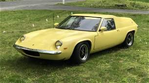 1968 Lotus Europa S1B (Type 46)