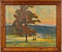 Marion Kavanagh Wachtel O/C Landscape