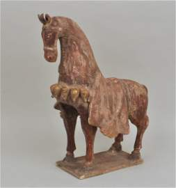 Fine Northern Wei Pottery Horse