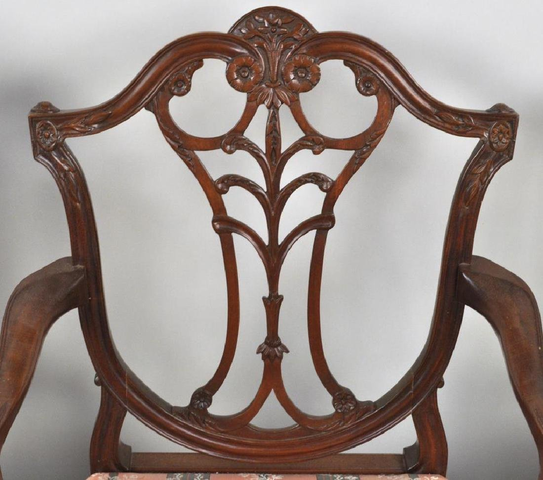 Estate Group 8 George III/George III Style Chairs - 3
