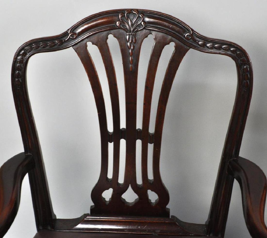 Estate Group 8 George III/George III Style Chairs - 4