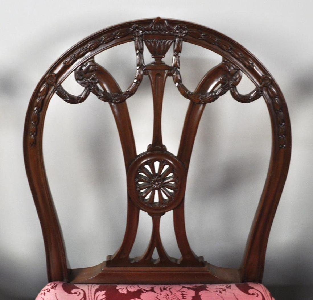 Estate Group 8 George III/George III Style Chairs - 6