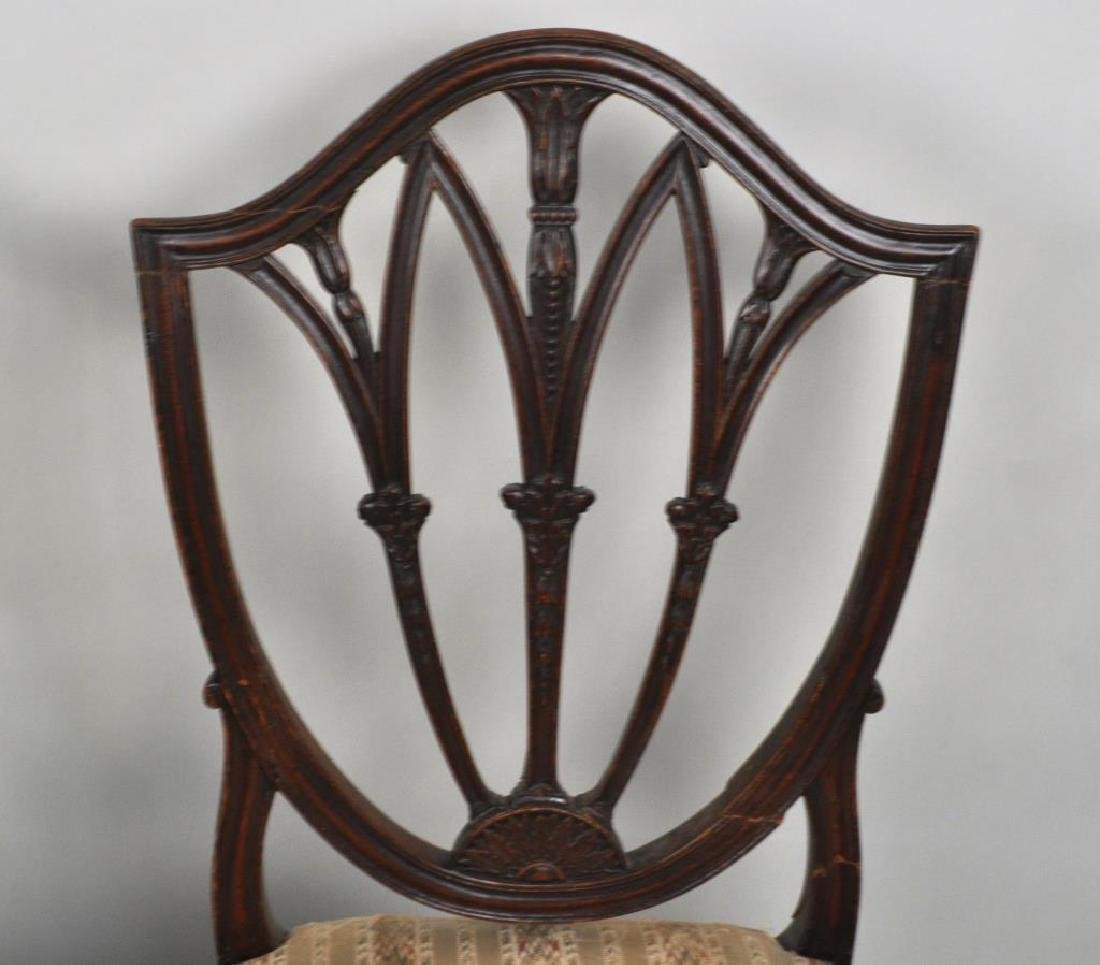 Estate Group 8 George III/George III Style Chairs - 8