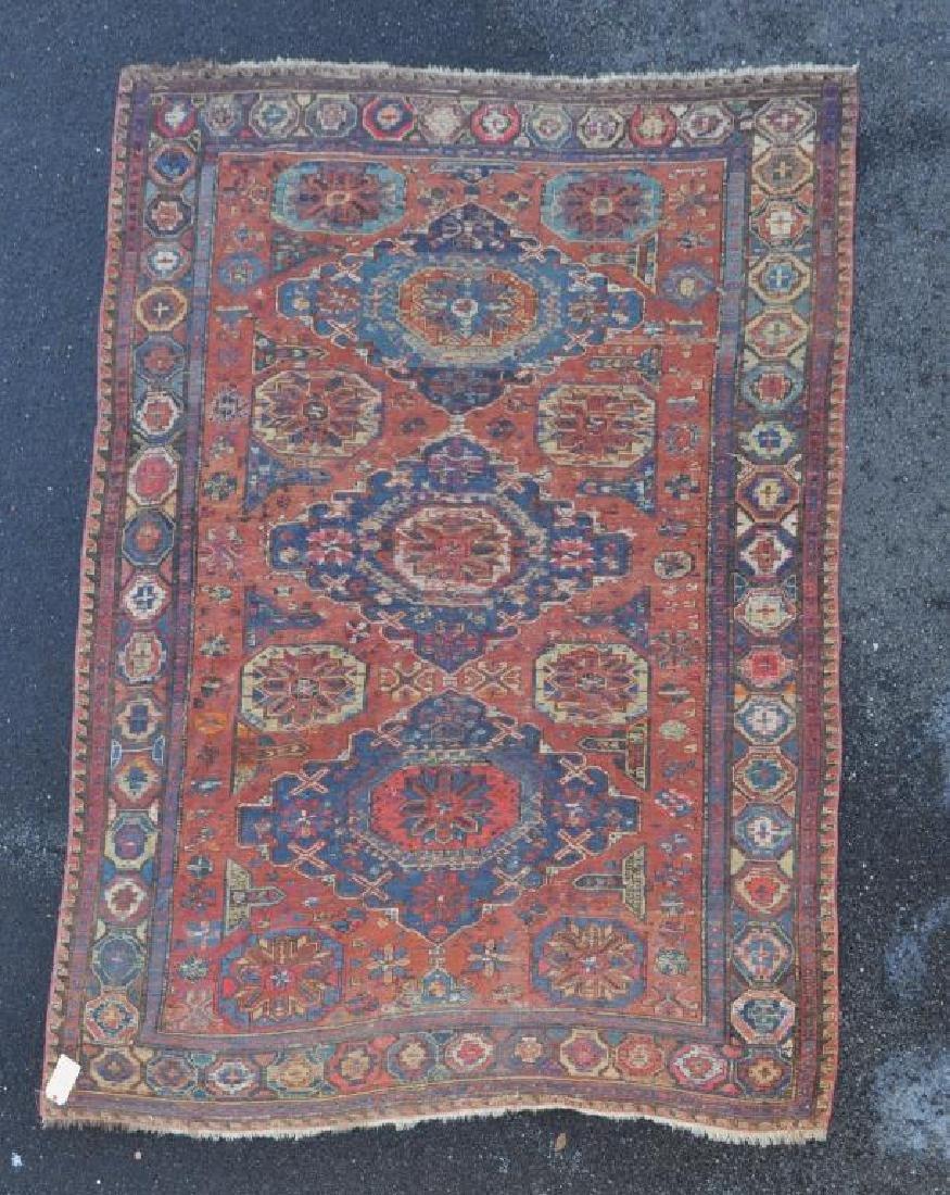 Room Size Soumak Carpet