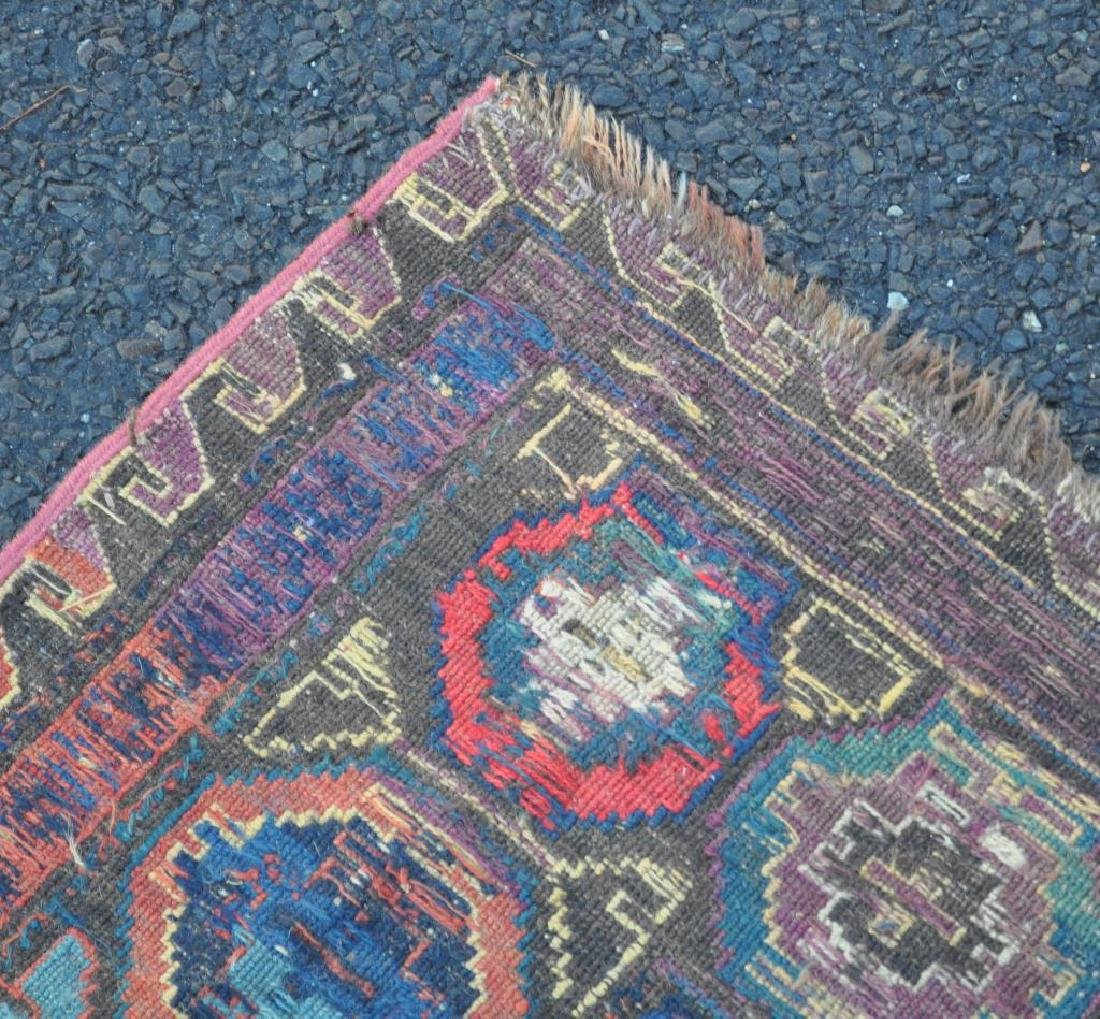 Room Size Soumak Carpet - 5