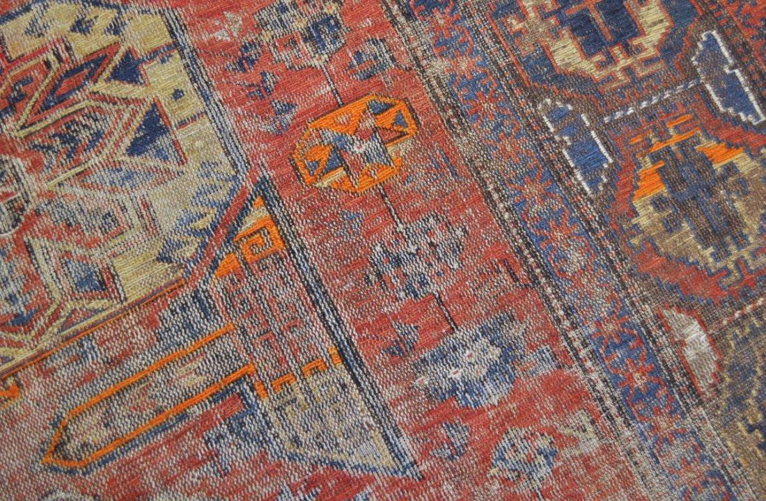 Room Size Soumak Carpet - 6