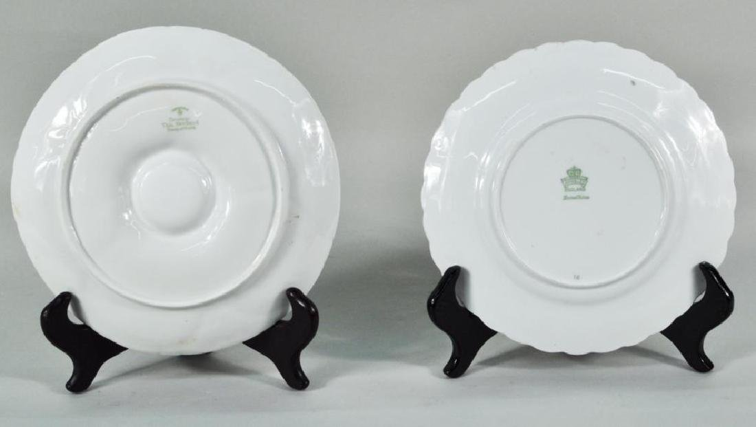 Group Oyster & Luncheon Plates - 3