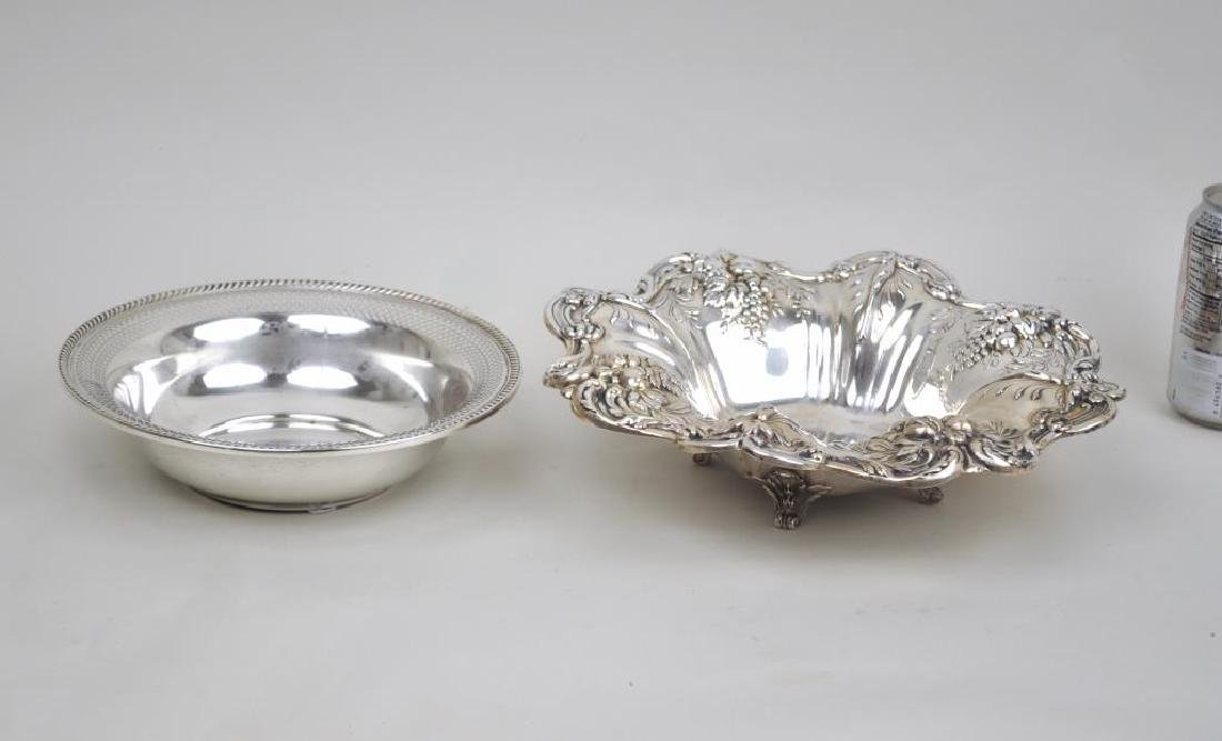 Two Sterling Silver Bowls Including Reed & Barton