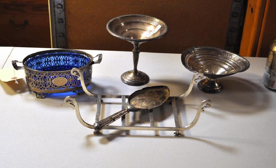 Group Five Sterling Table Wares