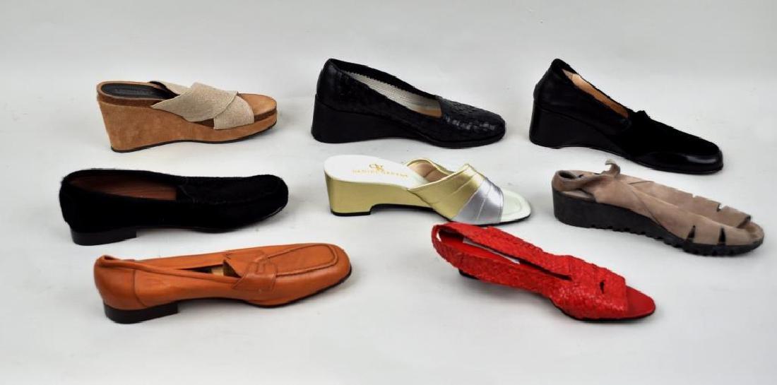 Estate Lot Ten Pair Women's Sporty Shoes