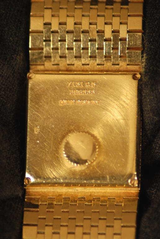 3: Piaget 18K Gold and Diamond Ladies' Watch - 3