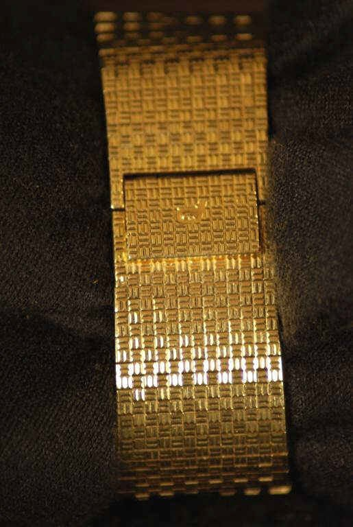 3: Piaget 18K Gold and Diamond Ladies' Watch - 4