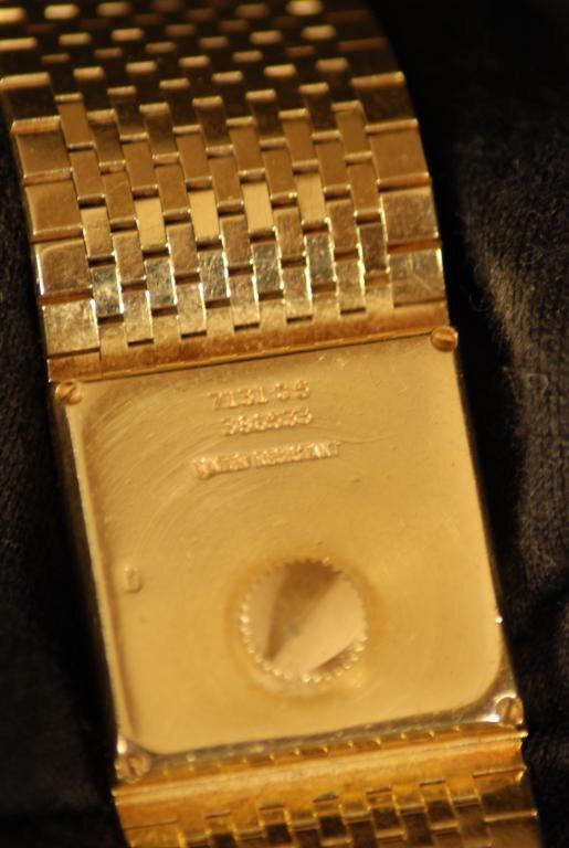 3: Piaget 18K Gold and Diamond Ladies' Watch - 5