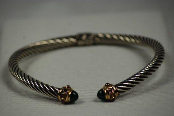 15: David Yurman Renaissance Cable Necklace - 2