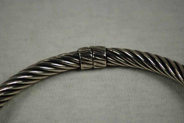 15: David Yurman Renaissance Cable Necklace - 3