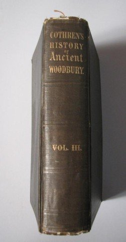 7: History of Ancient Woodbury