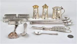 Group Sterling Table Top Accessories