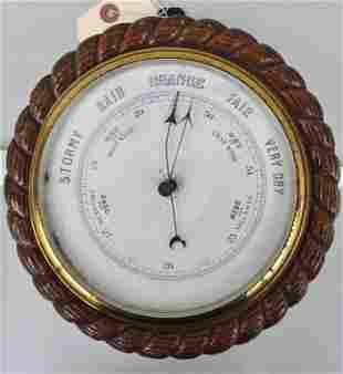 Nautical Themed Barometer