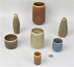 Group Palshus MCM Pottery
